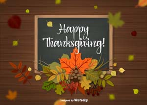 Thanksgiving Office Hours