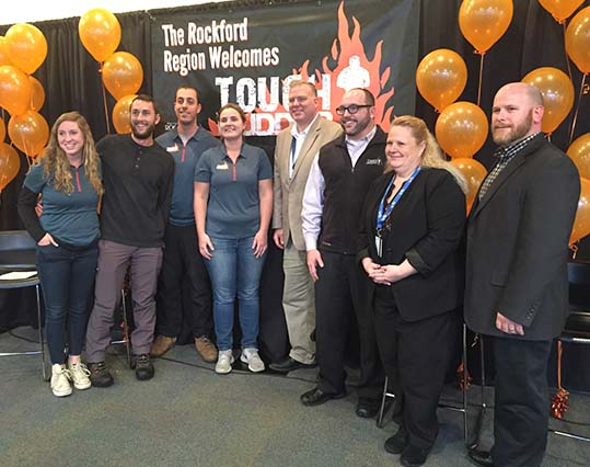 Tough Mudder Commits to 4 Year Participation with the Rockford Region.