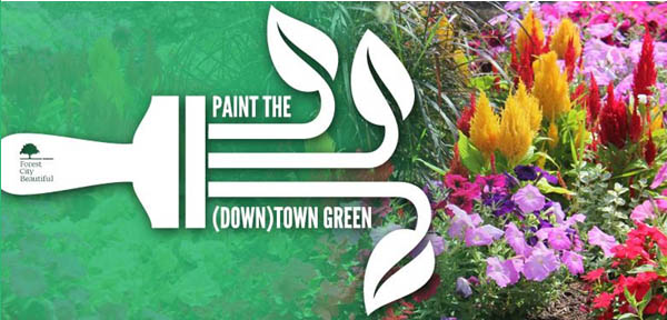 Paint the (Down)Town Green