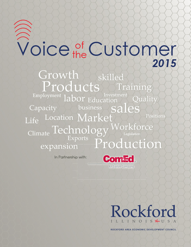 2015 Voice of the Customer Results Report is Out