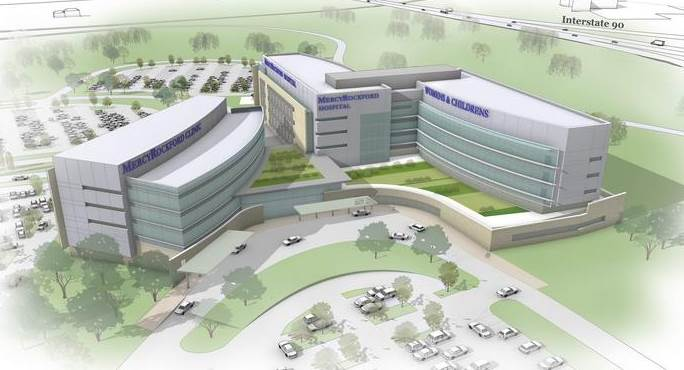MercyRockford Health System New Hospital Approved