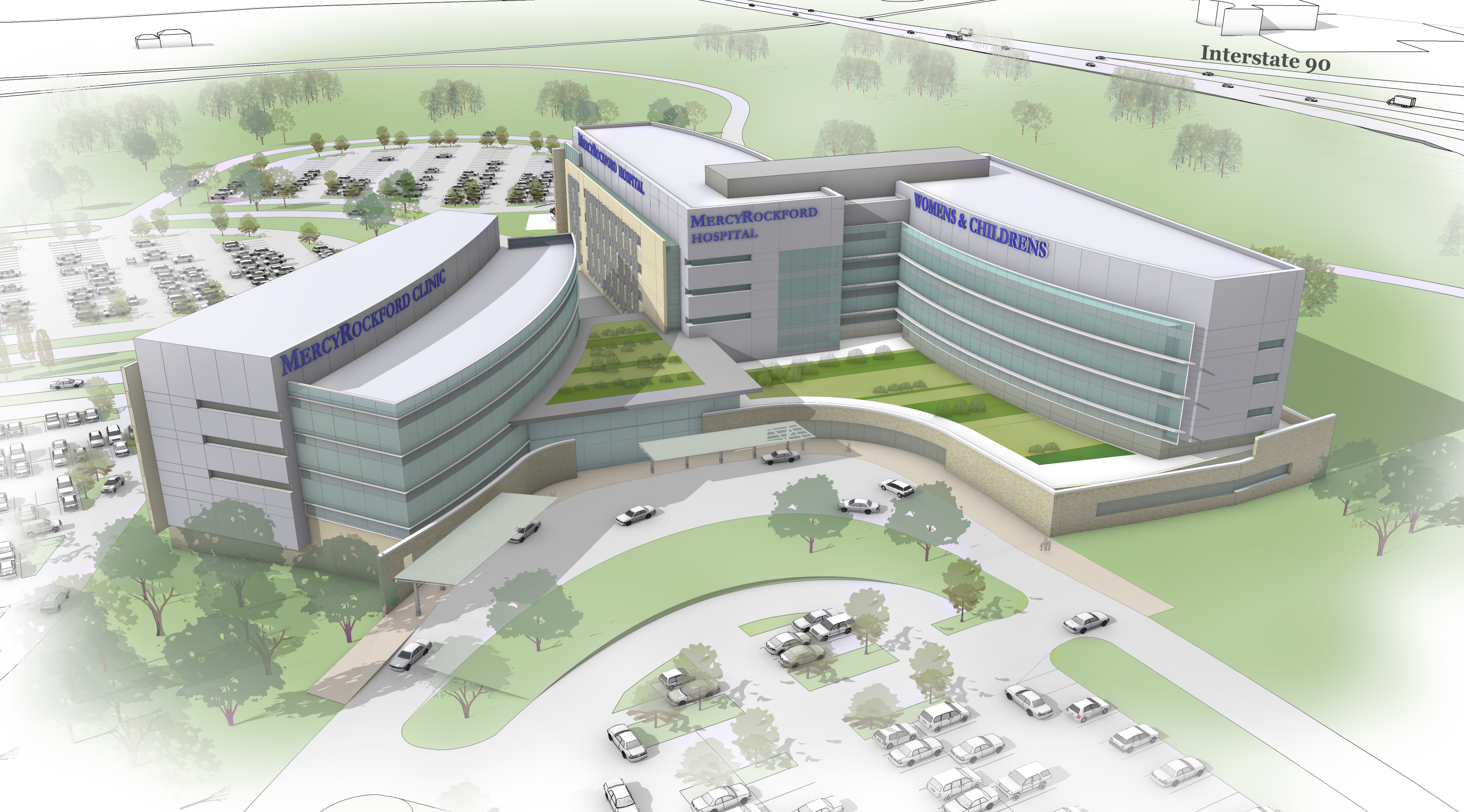 Mortenson Selected to Lead the Largest Construction Project in Rockford History